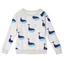Whales Sweatshirt