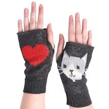 Doggie And Kitty Handwarmers