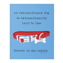 Personalized Pet Plaque