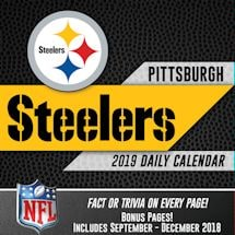 2019 NFL Boxed Calendars