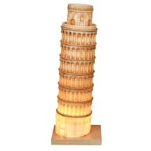 Great Places Table Lamps - Tower Of Pisa