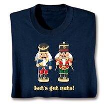 Get Nutcracker Shirts