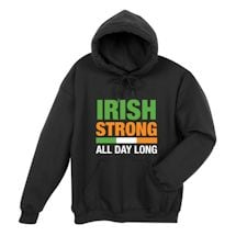 Country Strong Hooded Sweatshirts