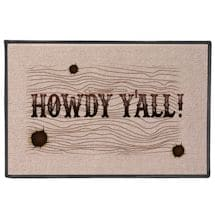 Howdy Y'all Doormat