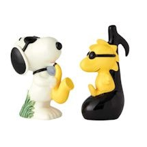 Snoopy And Woodstock Shakers