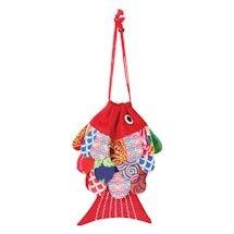 Patchwork Fish Handbag/Tote