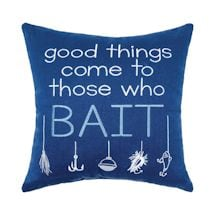 Those Who Bait Pillow