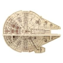 Millennium Falcon Shelf