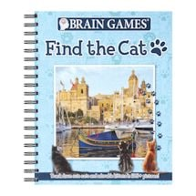 Find The Cat -  Brain Games - Picture Book