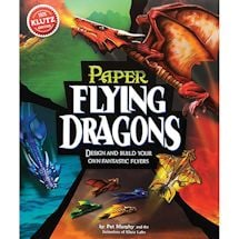 Dragons Paper Flyers Craft Kits