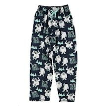 Humor Lounge Pants - Yeti For Bed