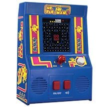 Retro Arcade Video Games - Ms. Pac Man