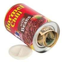 Can Safes - Hormel Chili