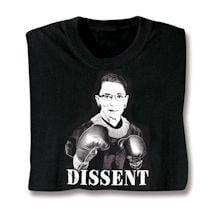 Ruth Bader Ginsburg (RBG) Dissent T-Shirt