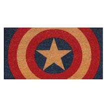 Captain America Doormat