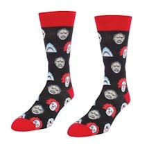 Movie Murderer Socks