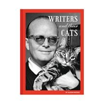 Writers & Their Cats Book