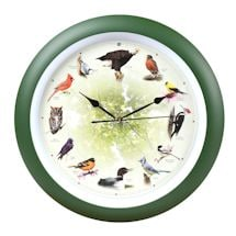 Limited-Edition 20Th Anniversary Singing Bird Clock