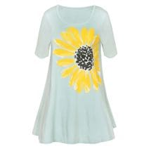 Sunflower Organic Tunic
