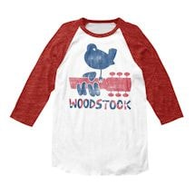 Woodstock Raglan Tee