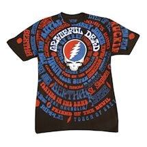 Official Grateful Dead T-Shirts