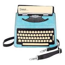 Typewriter Crossbody Bag