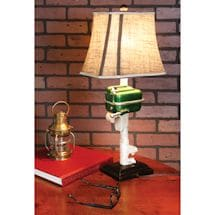 Outboard Motor Lamp
