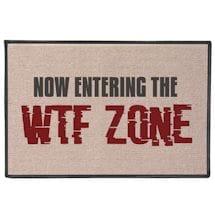 WTF Zone Doormat