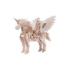 Mr. Playwood Unicorn Construction Kit