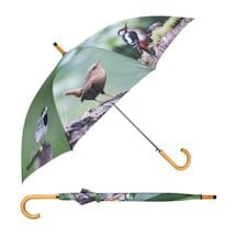Multi Bird Stick Umbrella