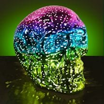 Rainbow Skull Light