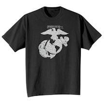 American Hero Semper Fi T-Shirts
