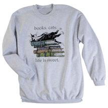 Edward Gorey Life Is Sweet T-Shirt