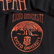 KYOTO UNIVERSITY (JAPAN) LONG SLEEVE T-SHIRT