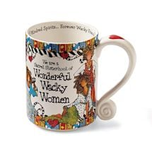 Wonderful Wacky Women Coffee Mug