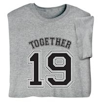 "Personalized ""Together"" Shirts"