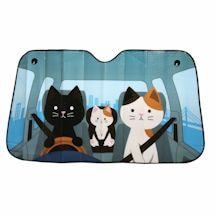 Comical Car Sun Shades