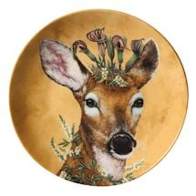 Woodsy And Wise Animal Plates