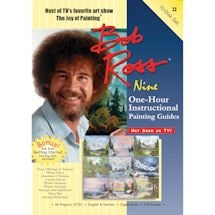 The Joy Of Painting With Bob Ross DVDs - Instructional Set