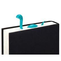 Nessie Bookmark - Blue