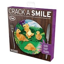 Crack-A-Smile Breakfast Molds - Dinosaurs
