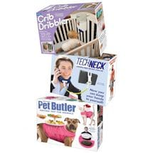 Genuine Fake Prank Gift Boxes - Set of 3