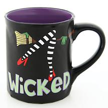 WICKED WITCH - FLYING MONKEYS MUG