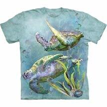 Sea Turtles Duet T-Shirt