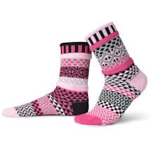 Mis-Matched Chunky Crew Socks