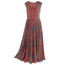Jacaranda Maxi Dress