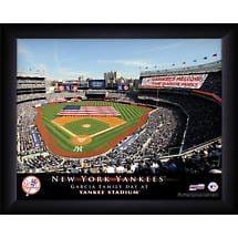 Personalized Baseball Stadium Prints