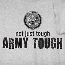 ARMY - NOT JUST TOUGH SHIRT