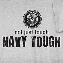 NAVY - NOT JUST TOUGH SHIRT