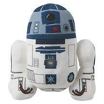 STAR WARS TALKING PLUSH DOLL - R2-D2